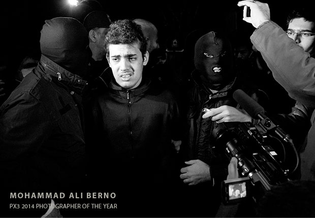 Mohammad Ali Berno, Photographer of Year